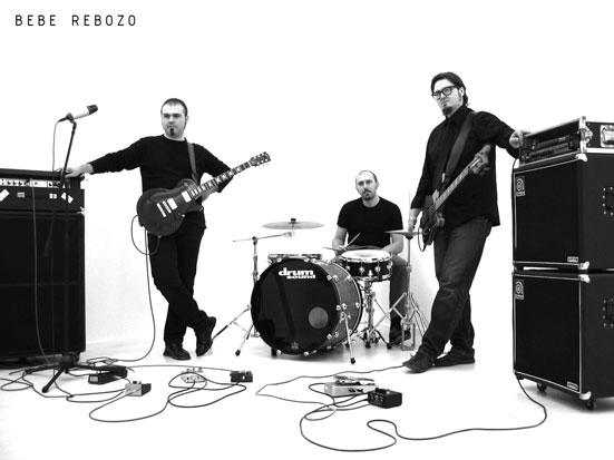 Bebe Rebozo band