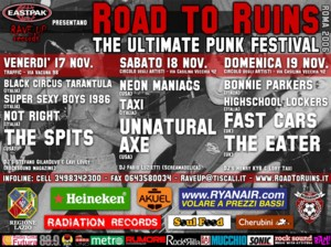 flyer Road To Ruins