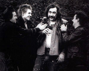 Lester Bangs and The Clash