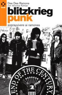 cover libro Blitzkrieg punk - Dee Dee Ramone