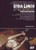 cover Paradoxia Lydia Lunch