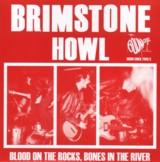 cover BRIMSTONE HOWL