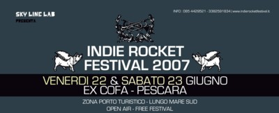 Indie Rocket 2007