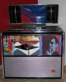 manwell jukebox Rockola