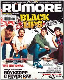 Rumore #206, marzo 2009