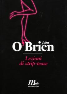 cover libro Lezioni di strip-tease