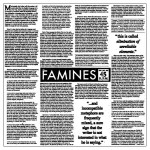 cover Famines