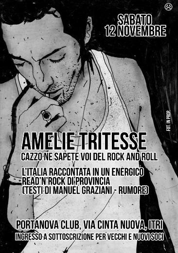 Amelie Tritesse@Portanova_Itri