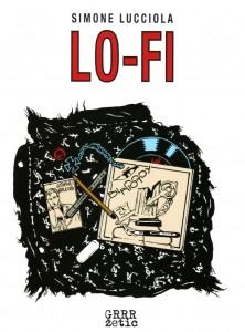cover libro Lo-fi_SimoneLucciola