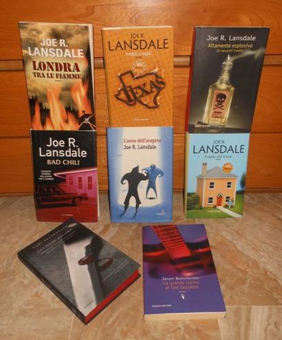 libri Lansdale