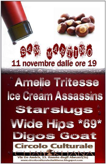 Amelie_San Martino 2012