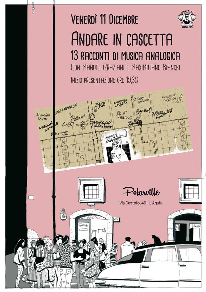 Andare in cascetta - L'Aquila 11.12.2015