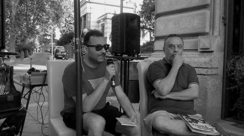 Manuel Graziani, Luca Frazzi