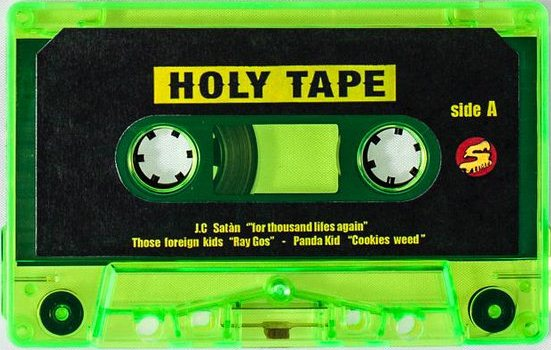 The Holy Tape cassette