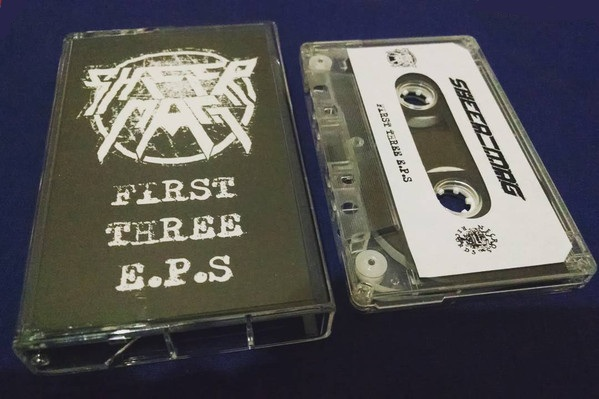 Sheer Mag - First Three E.P.S. cassette