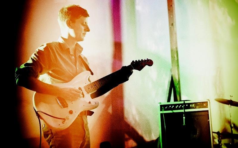 Evoluzione del Guitarist rosso Messenger Volo Borsa ROCKSTAR musicista BAND RIFF Nuovo